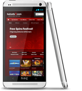 betsafe android casino