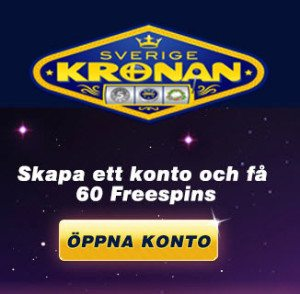 Sverigekronan bonus