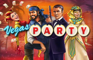 Leo Vegas party spelautomat