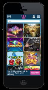 Casino Heroes mobilcasino iphone