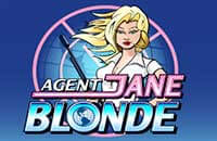 Agent-Jane-blonde spel
