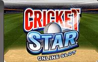 Cricket Star Logga
