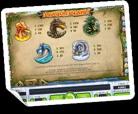 Dragon-Island-paytable