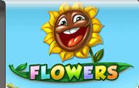Flowers slot Logga