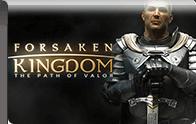 Forsaken Kingdom Logga