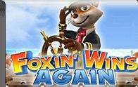 Foxin Wins Again Logga