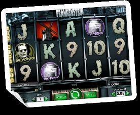 Frankenstein-slot