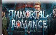 Immortal Romance Logga