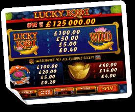 Lucky-Koi-paytable