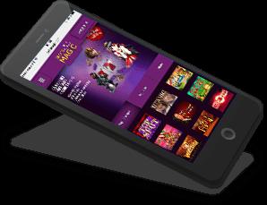 Slots Magic mobilapp