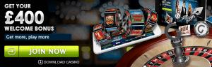 välkomstbonus på gala casino