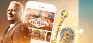 bonus på leovegas casino