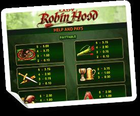 Robin-Hood-paytable