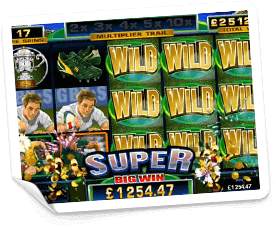 Rugby-Star-slot