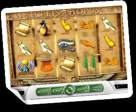 Secret-of-Horus-slot