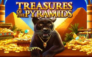 Treasure of pyramids slot