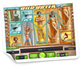 Wild-Water-slot