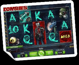 Zombies-slot