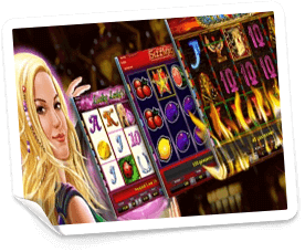 online casinos novomatic