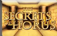 Secrets of Horus Logga