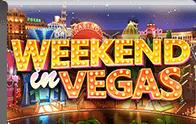 Weekend in Vegas Logga