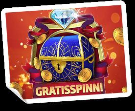 sverigecasino free spins