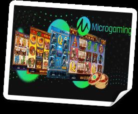 spelutvecklare microgaming