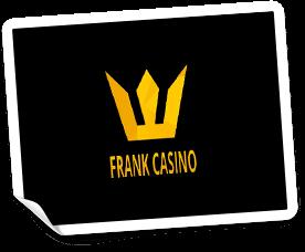 välkomstbonus på frank casino