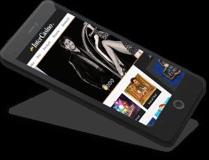 mobil casino på intercasino
