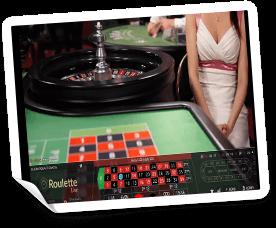 live casino på intercasino