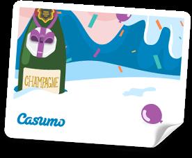 bonus på casumo casino