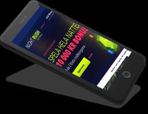mobile casino på nightrush casino