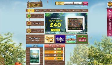 Grimms Casino