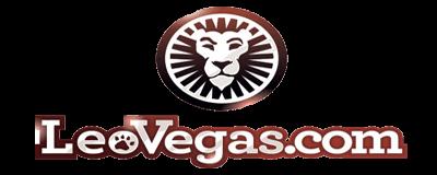 Leo Vegas live casino Logga
