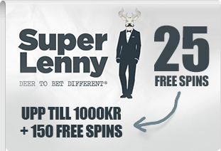 bonus på superlenny casino