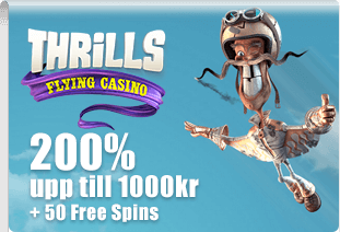 Thrills Casino utvald bild