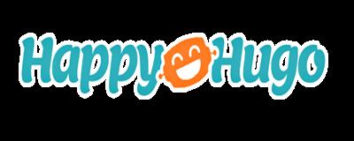 HappyHugo Casino Logga