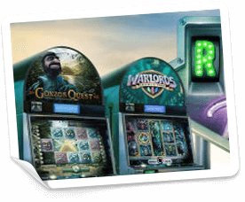 free spins på Mr Green casino