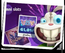 lojalitet på Omnislots casino