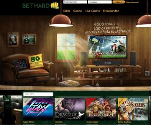 spela Bethard casino
