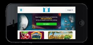 Casinoroom i mobilen