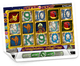 Arabian-Nights-slot
