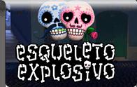 Esqueleto Explosivo Logga