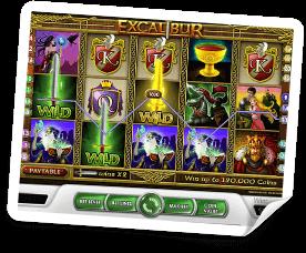 Excalibur-bonus