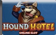 Hound Hotel Logga