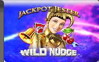 Jackpot Jester Wild Nudge Logga