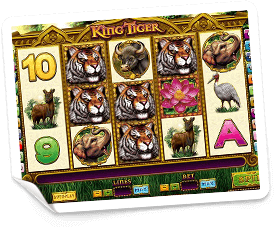 King-Tiger-slot