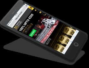 mega casino mobilapp