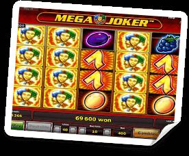 Mega-Joker-bonus