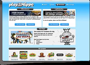 Playhippo Skärmdump